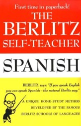 The Berlitz Self-Teacher, Spanish