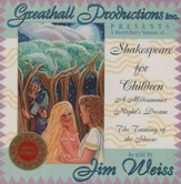 A Storytellers Version of Shakespeare for Children Audio CD
