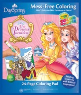 Prince Parables, Hope, Coloring Pad