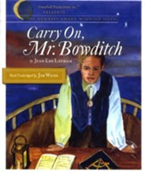Carry On, Mr. Bowditch Audio CD