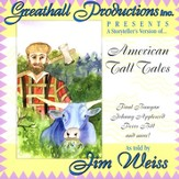 American Tall Tales on Audio CD