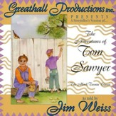 The Adventures of Tom Sawyer on Audio CD