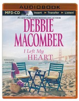 I Left My Heart - unabridged audiobook on MP3-CD