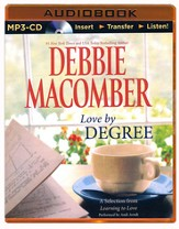 Love by Degree: A Selection from Learning to Love - unabridged audiobook on MP3-CD