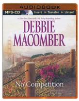 No Competition - unabridged audiobook on MP3-CD