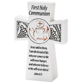 First Holy Communion Tabletop Cross
