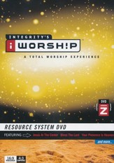 iWorship Resource System DVD Z