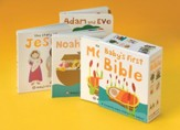 Baby's First Bible: Four Favorite Bible Stories for Babies, Boxed Set