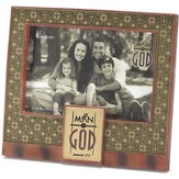 Man of God Photo Frame