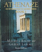 Athenaze: An Introduction to Ancient Greek, Book 1,  2nd Edition
