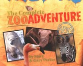The Complete Zoo Adventure: A Field Trip in a Book, spiral bound