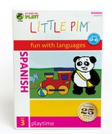 Little Pim Spanish Playtime (DVD 3)