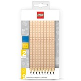 LEGO Graphite Pencils, Pack of 9