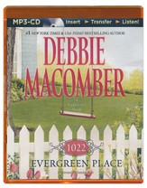 #10: 1022 Evergreen Place - unabridged audiobook on MP3-CD