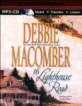 #1: 16 Lighthouse Road - unabridged audiobook on MP3-CD