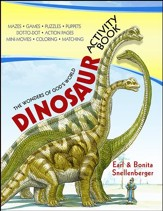 Dinosaur Activity Book