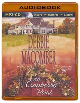 #4: 44 Cranberry Point - unabridged audiobook on MP3-CD