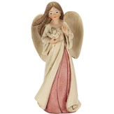 Angel with Bird, Small