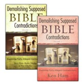 Demolishing Supposed Bible Contradictions, 2 Volumes