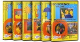 Go Science Complete Collection 6 DVDs
