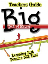 Big Book of History, Teacher's Guide