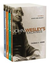 John Wesley's Teachings--Complete Set: Volumes 1-4