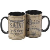 Every Saint Has A Past Mug