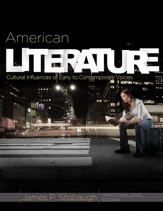 American Literature: Cultural Influences of Early to Contemporary Voices, Student Book