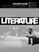 American Literature: Cultural Influences of Early to Contemporary Voices, Teacher Book