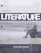 World Literature: Cultural Influences of Early to Contemporary Voices, Teacher Book