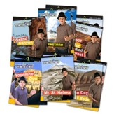 Explore with Noah Justice DVD Pack with Study Guides: Episodes 1-6, Awesome Science Series