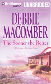 The Sooner the Better - unabridged audiobook on MP3-CD