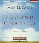 Second Chances: More Stories of Grace - unabridged audiobook on CD
