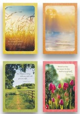 Serenity Sympathy Cards, Box of 12