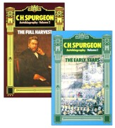 Spurgeon Autobiography, 2 Volume Set