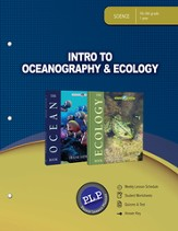 Intro to Oceanography & Ecology Parent Lesson Plan The Wonders of Creation Series