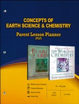 Concepts of Earth Science & Chemistry Parent Lesson Plan