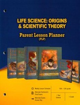 Life Science: Origins & Scientific Theory Parent Lesson Plan
