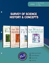 Survey of Science History & Concepts Parent Lesson Plan