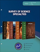 Survey of Science Specialties Lesson Plan, The Wonders of Creation Series