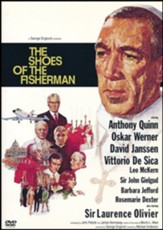 The Shoes of the Fisherman, DVD