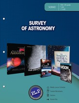 Survey of Astronomy Parent Lesson Plan
