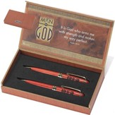 Man of God Pen and Pencil Giftset