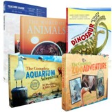 Elementary Zoology Pack, 5 Volumes