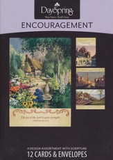 Foundations of Truth Encouragement Cards, Box of 12
