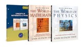 Concepts of Mathematics & Physics Pack, 3 Volumes