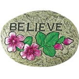Believe Garden Rock, Small