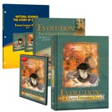 Natural Science Pack, 2 Books & 1 DVD