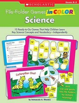 File-Folder Games in Color: Science
