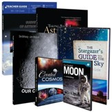Survey of Astronomy Pack, 4 books & 2 DVDs